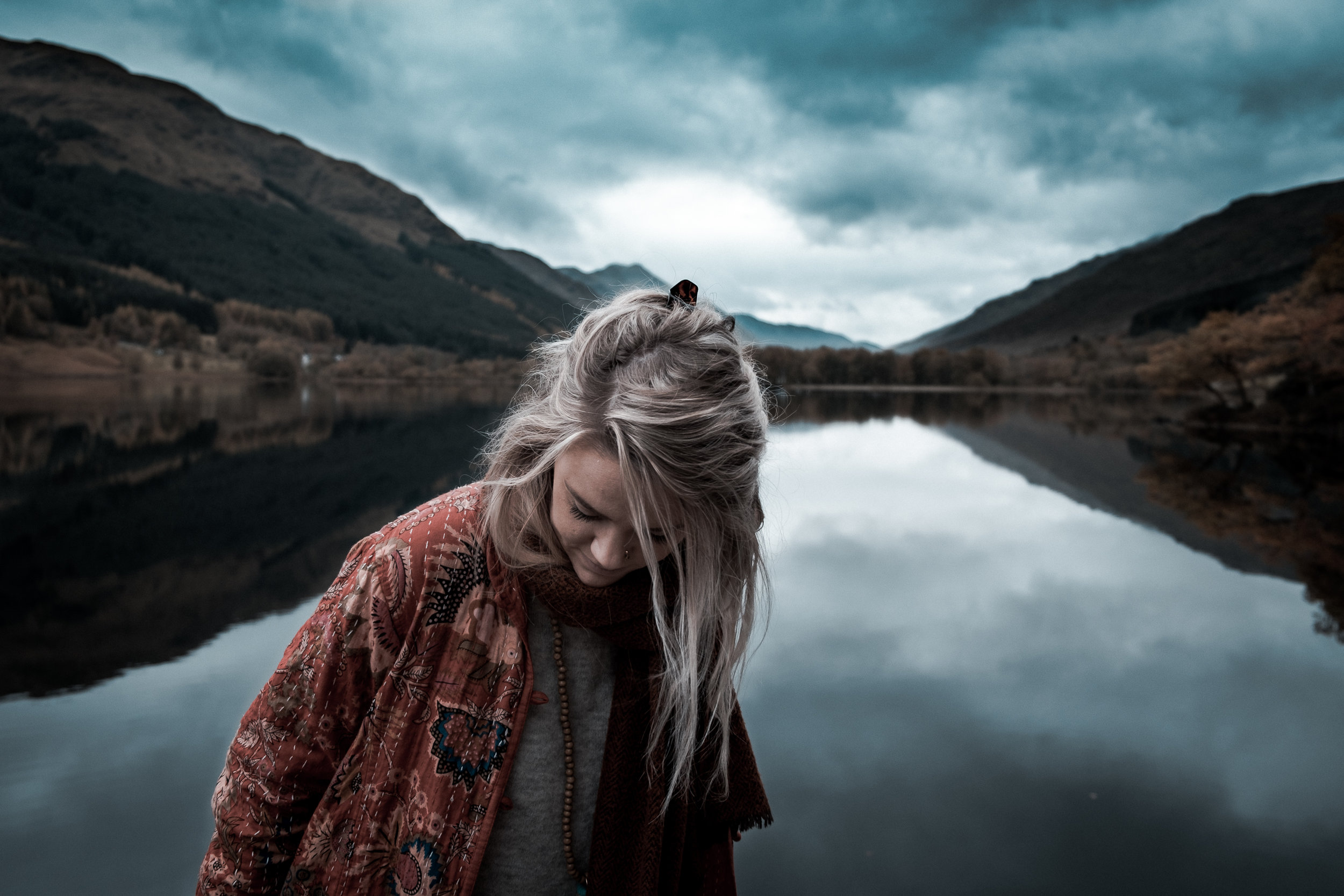 Scottish Portrait Lauren Collier 3