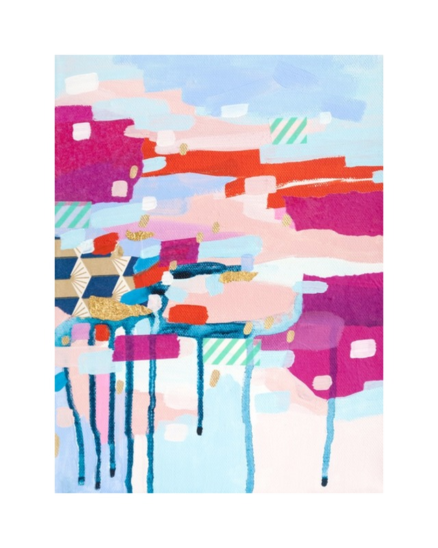 Top 5 Artists Named Emily - Asking For Directions, Emily Rickard - image Artfully Walls