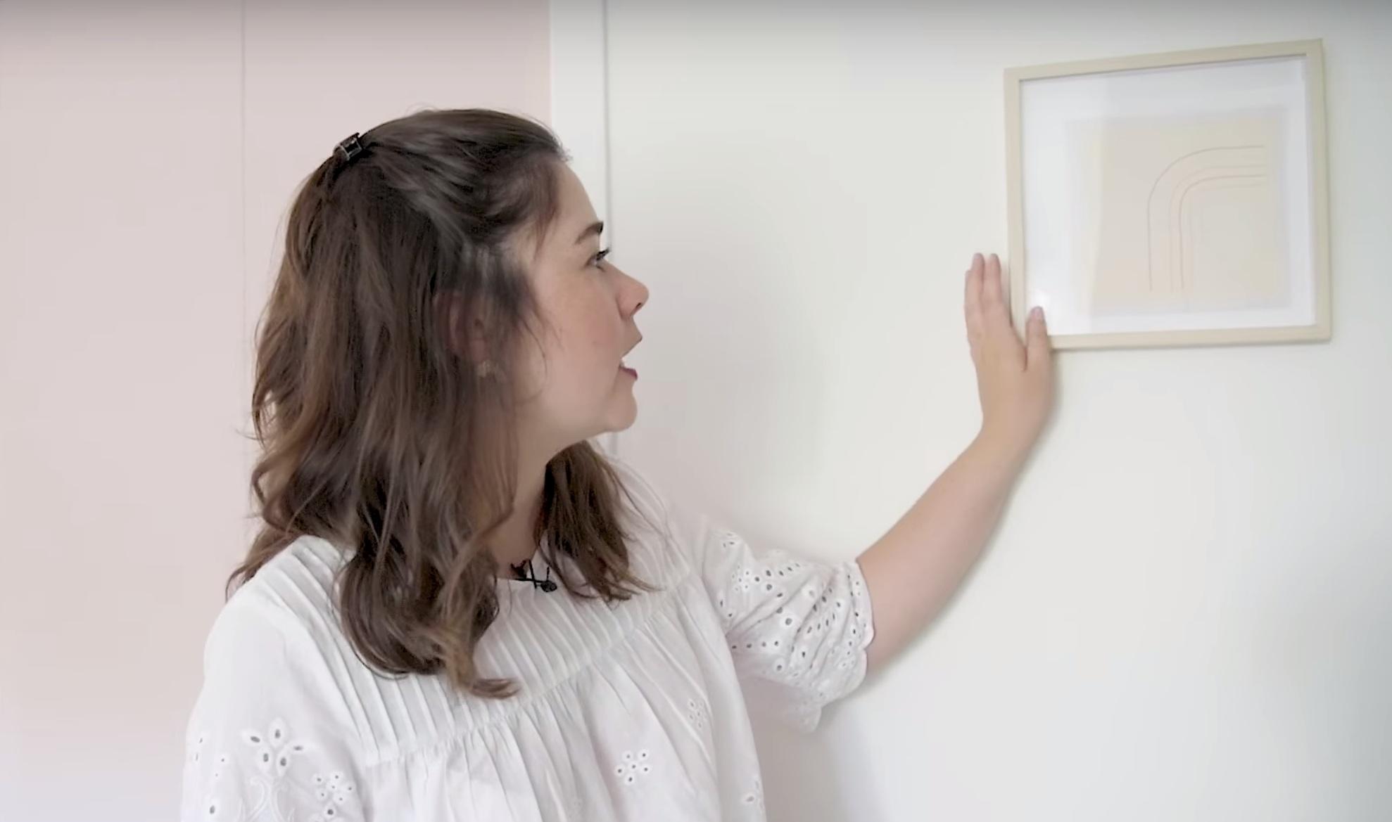 Alexandra Gater Bedroom Makeover House Tour on YouTube