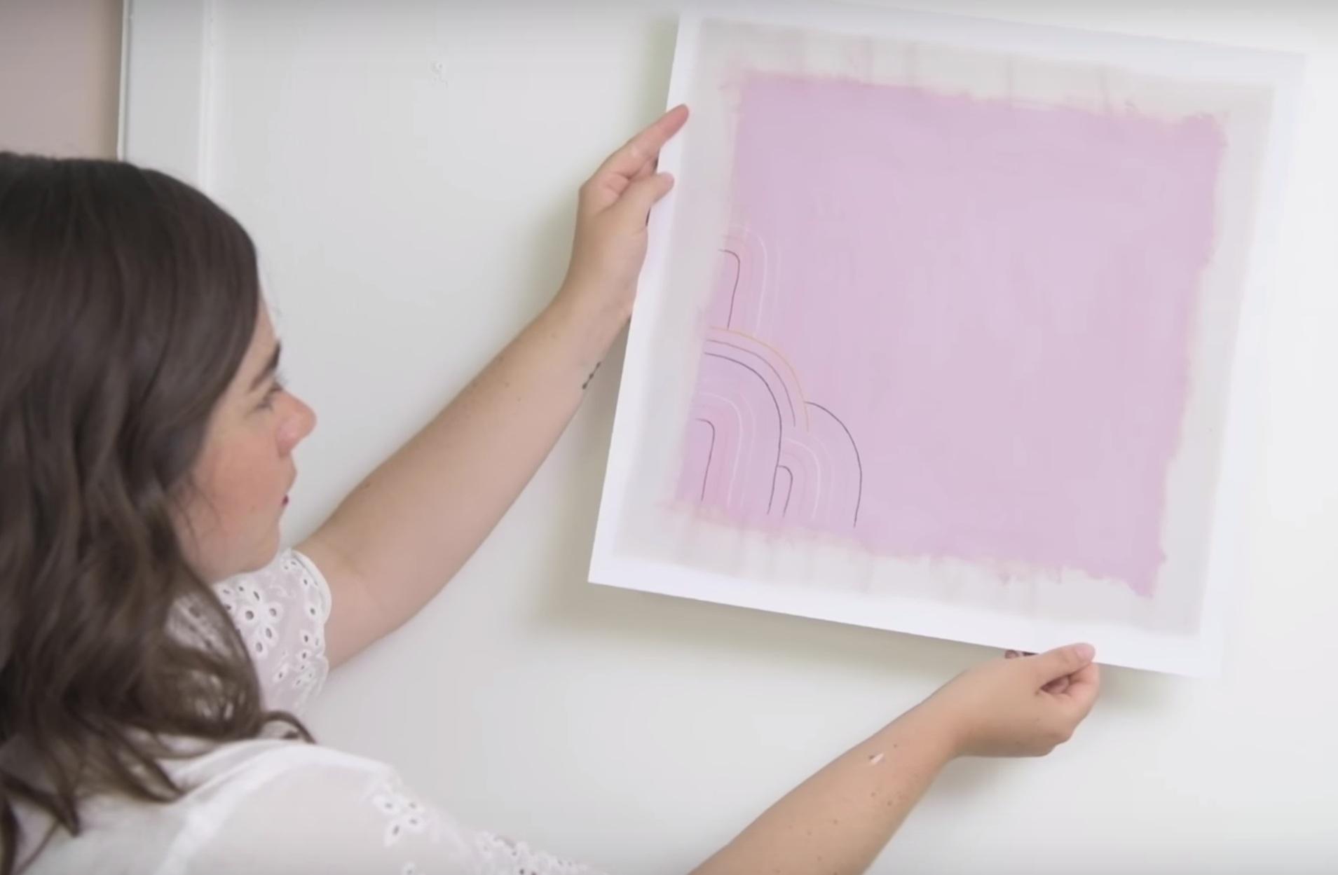 Alexandra Gater YouTube home makeover