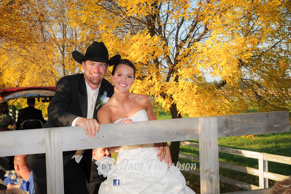 Country Wedding at Fernwood Botanical Gardens