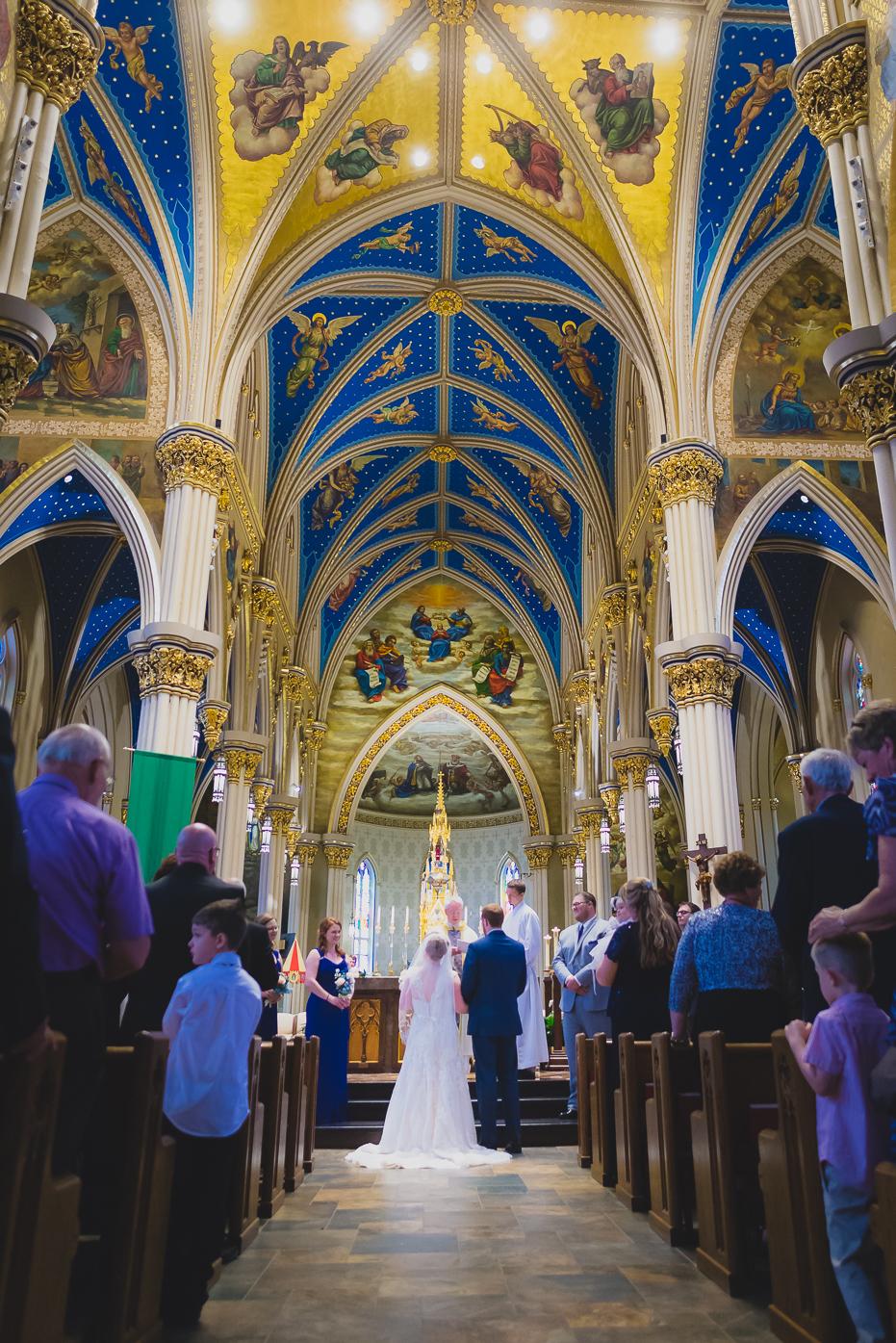 Basilica Wedding