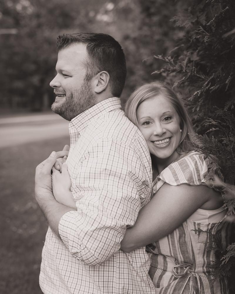 Shanklin Park outdoor couples photos