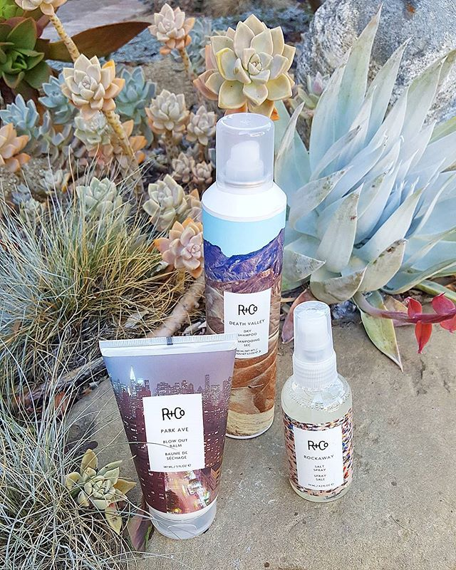 Get your festival essentials here at #asalonofstudiocity!!! Our #randco products are perfect for Coachella! Death Valley dry shampoo will keep your hair looking clean all weekend. Park Ave will keep you sleek and smooth in the windy weather. Rockaway will keep you tousled and beachy to rock the night away! #randcohair #coachella #festivalseason  #weekendessentials @randco