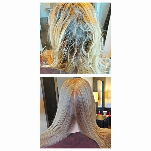 Soft blonde on blonde color done by colosist Todd Sterling Brown taking a brunettes roots and bringing her back to her blondness.  @toddsterlingbrn @asalonofstudiocity @schwarzkopfpro @redkenofficial #blondes #color #hair #beauty #highlights #babylights #colorspecialist #losangeles #studiocity #noho