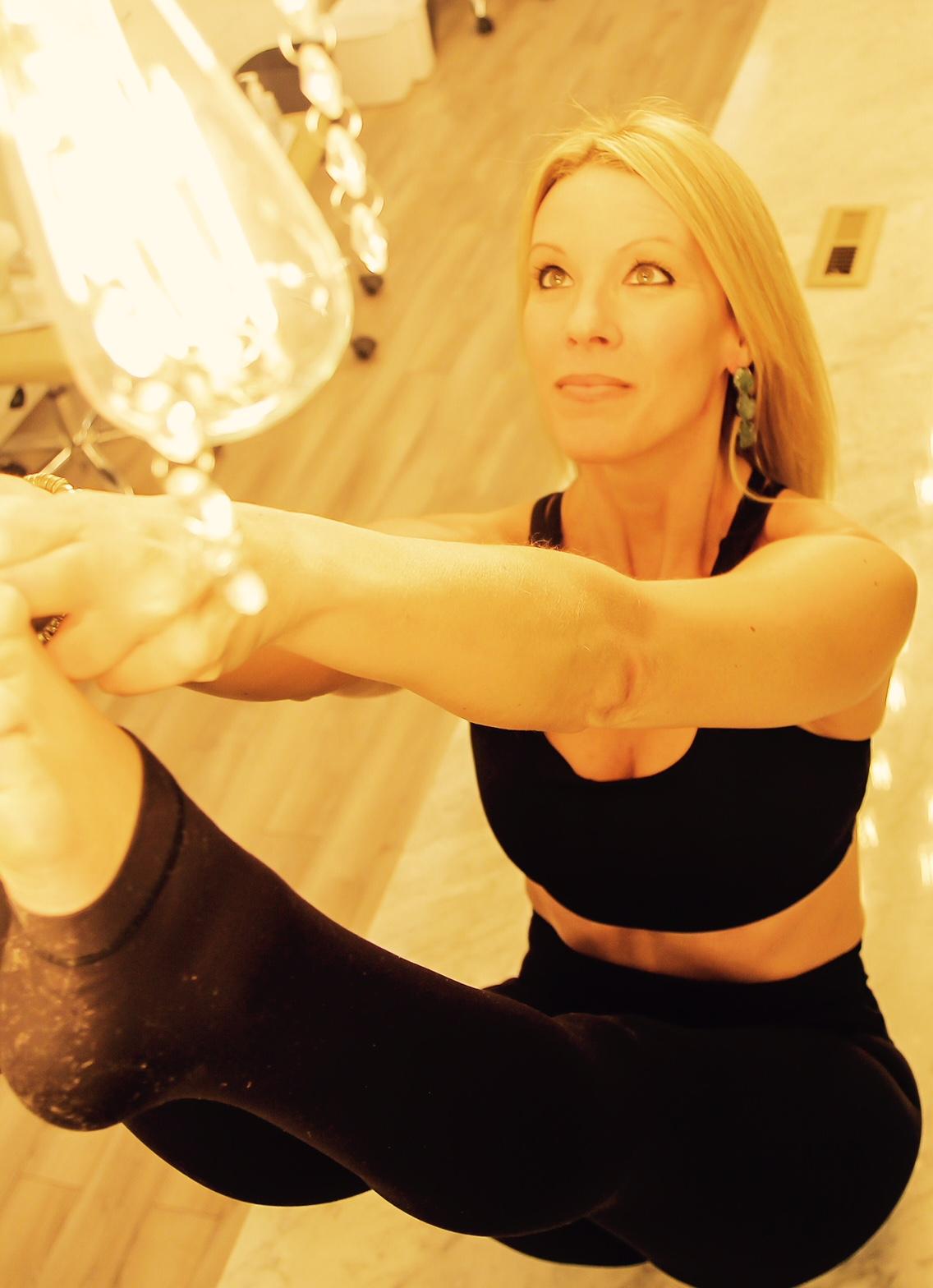 Mimi Rieger -  Mimi Rieger Yoga