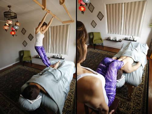 Deep Tissue Massage Therapy - Honolulu