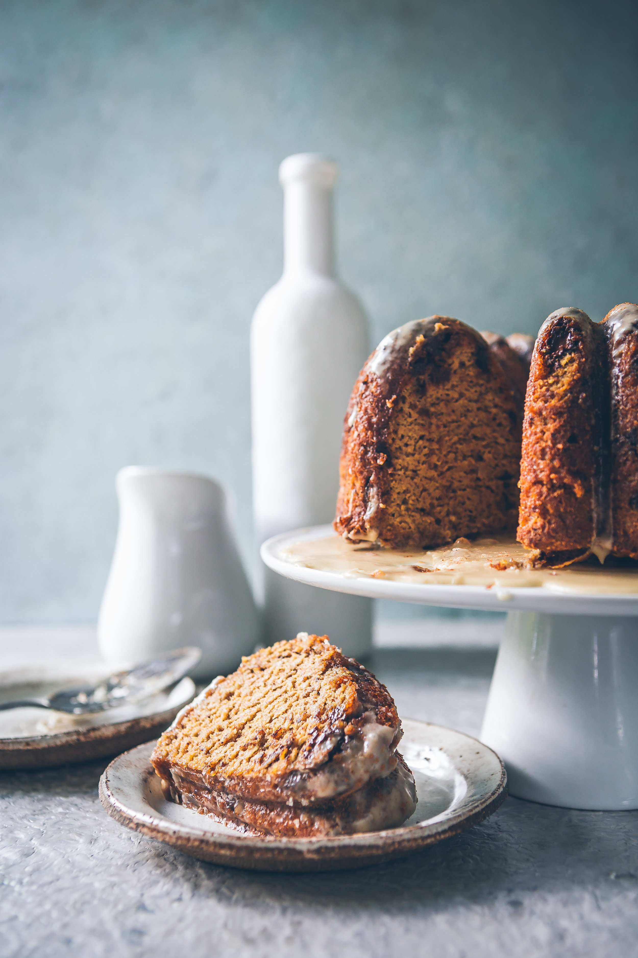 2017-09-05 G Free Pumpkin Almond Butter Chocolate Chip Bread with Espresso Icing 3.jpg