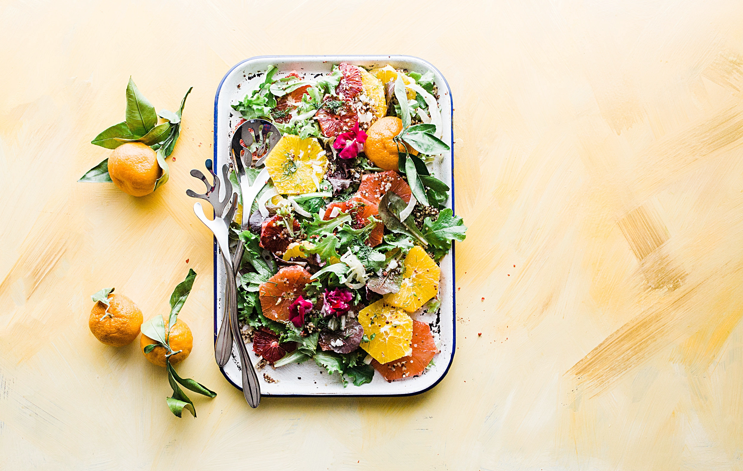 Sunshine Quinoa Citrus Salad (Vegan, Vegetarian, Splendid)