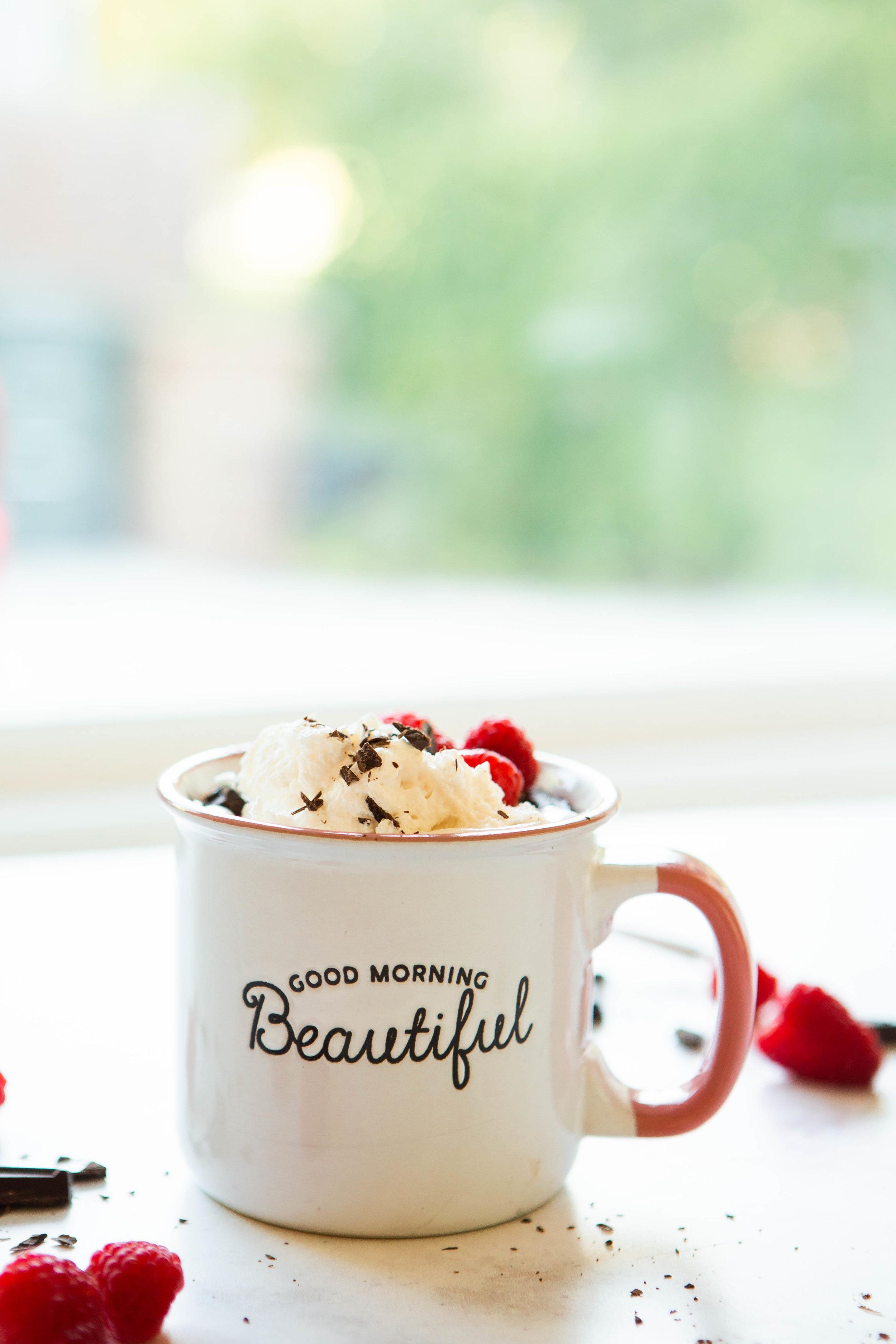 2019-08 BRM Flourless Chocolate Protein Mug Cake 4.jpg