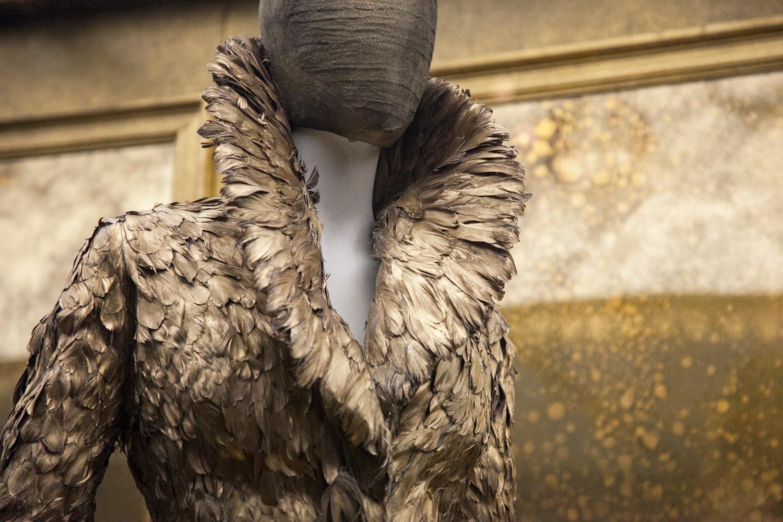 New York Curated Tours Alexander McQueen Art Sculpture