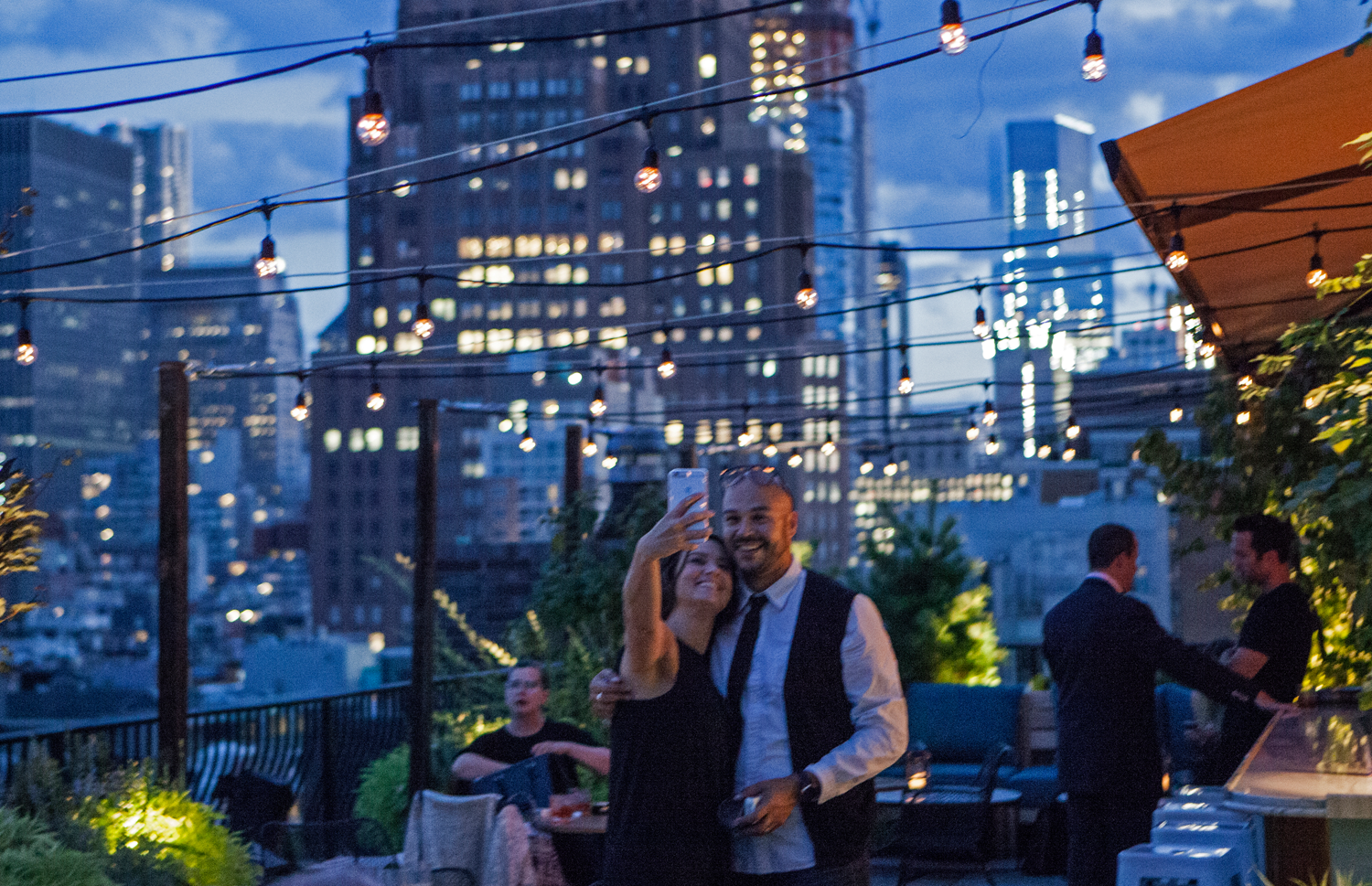New York Curated Tours Rooftop Bar Manhattan