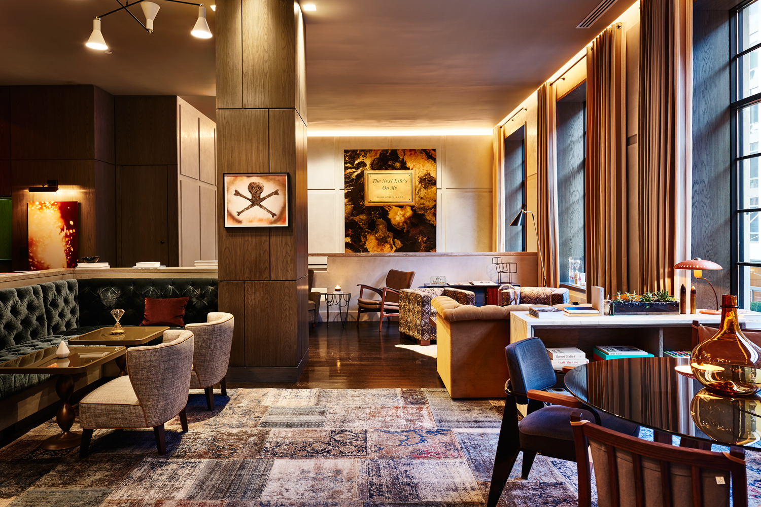 New York Curated Fall Tour 2016 Luxury Hotel in SoHo