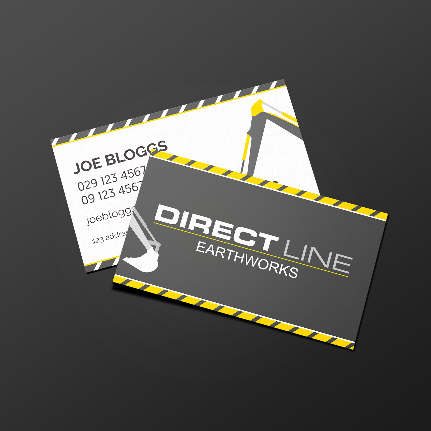 Business Cards - Direct Line