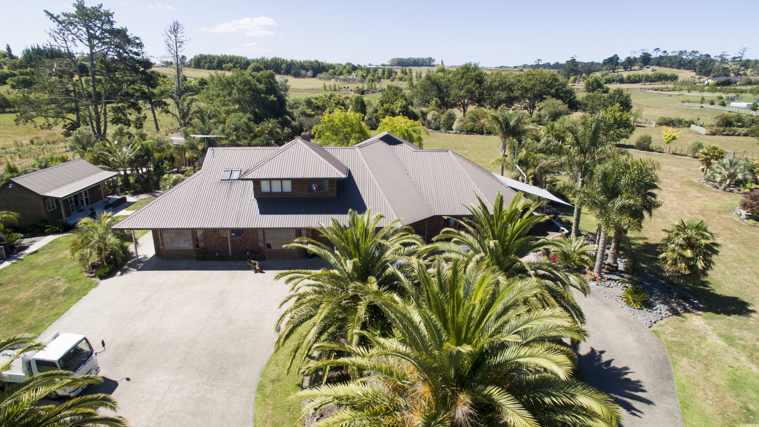 Aerial View: Property 1