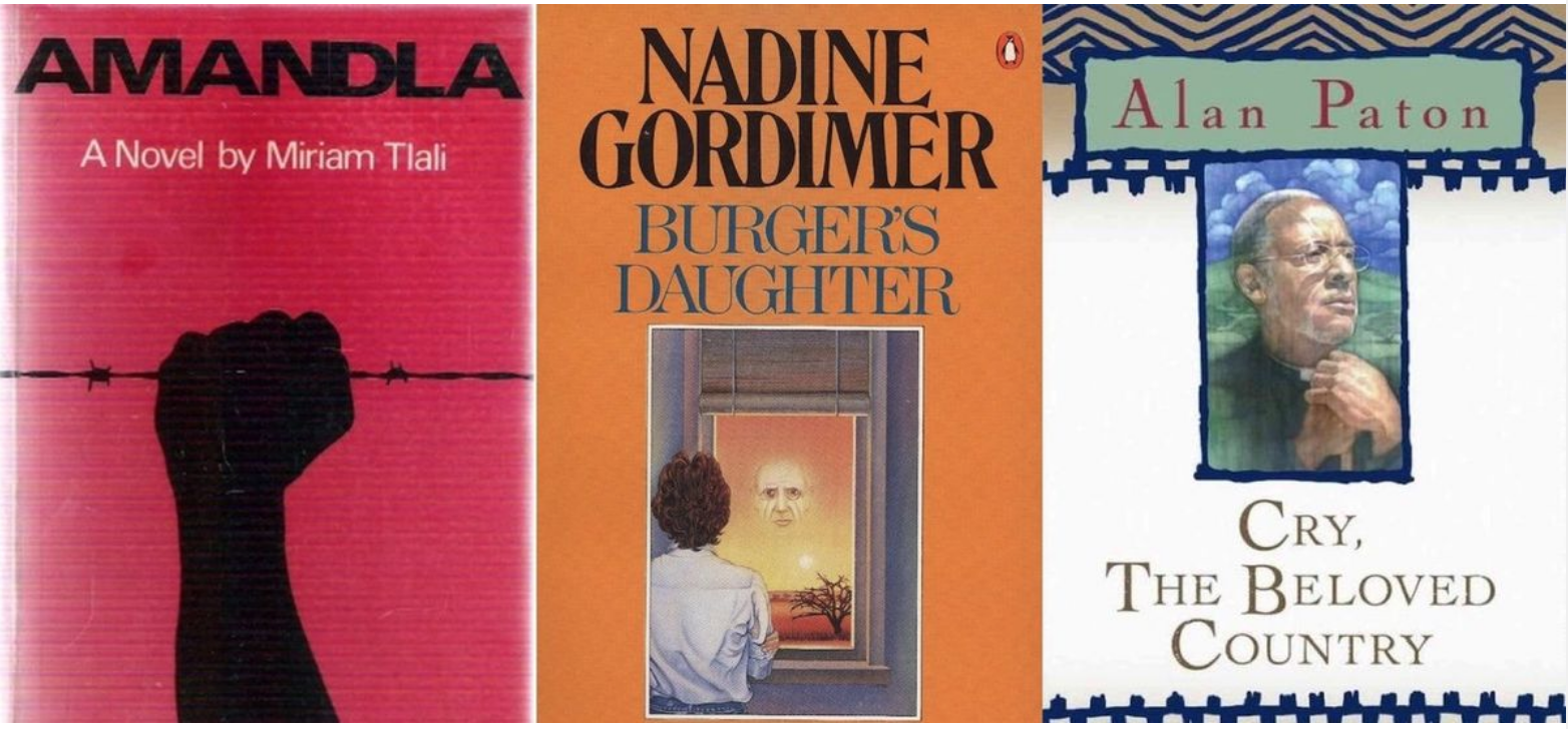 6 Books that shaped post-apartheid South Africa. - via Okay Africa