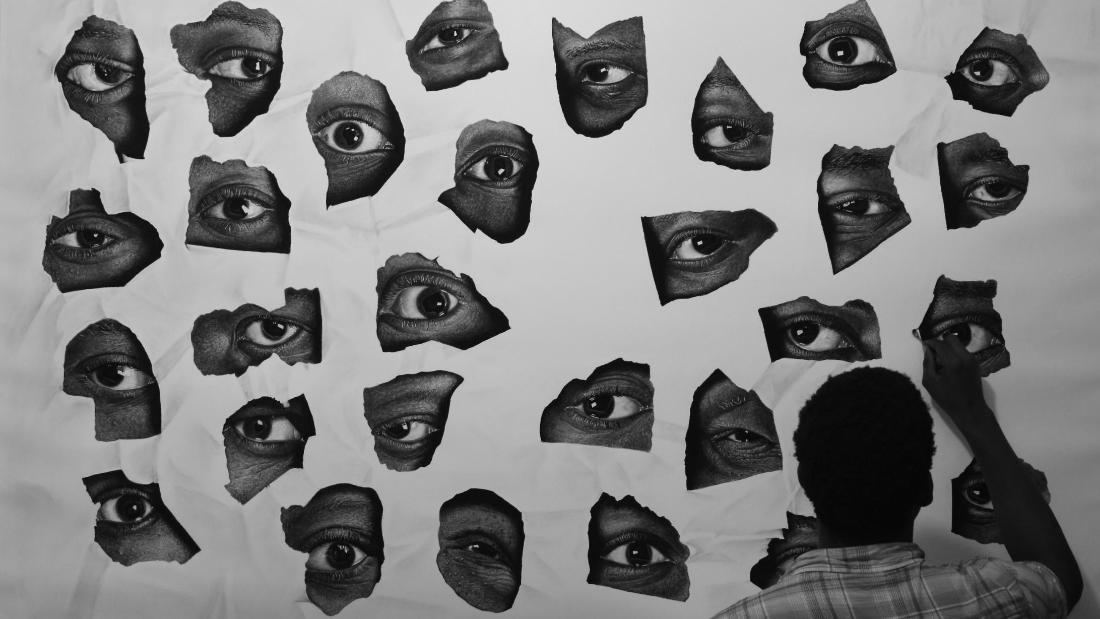 Inside Nigeria's hyperrealist art scene - Nigerian artists are creating life-art.