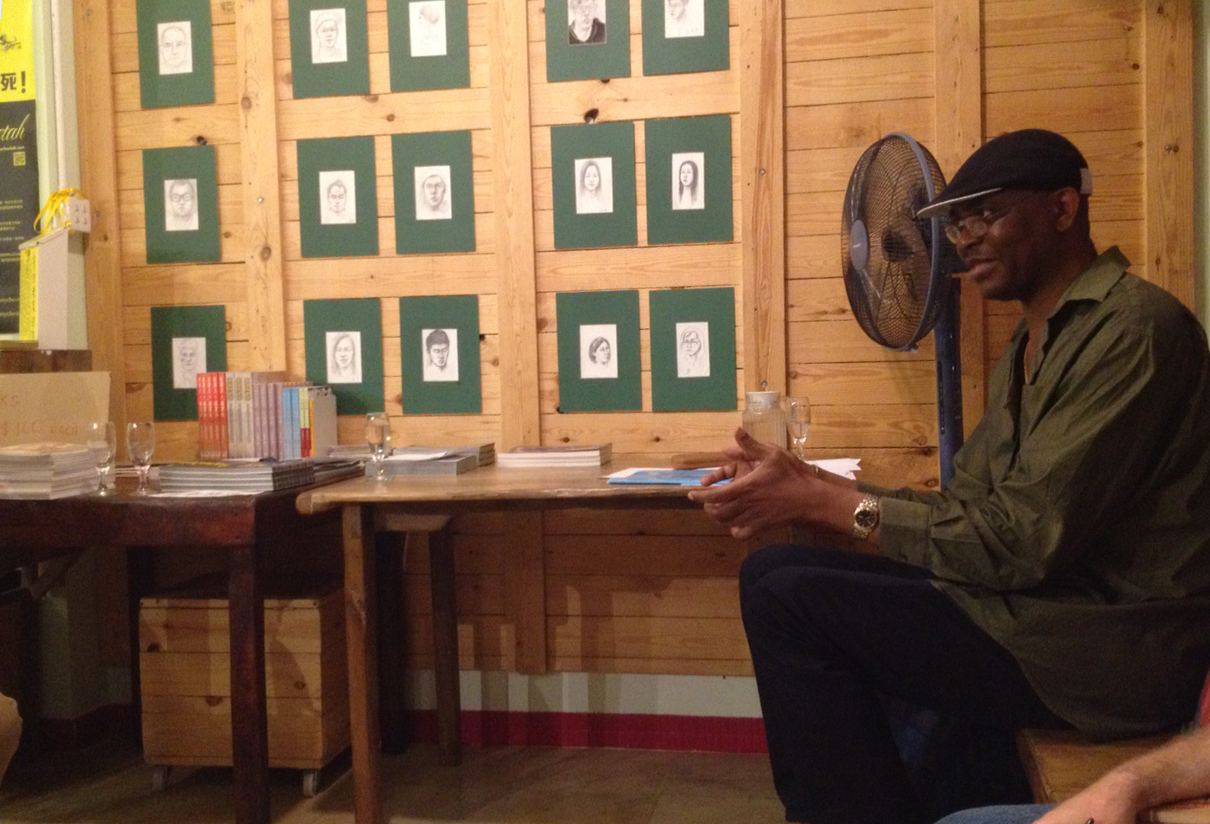 An Evening with Tope Omoniyi