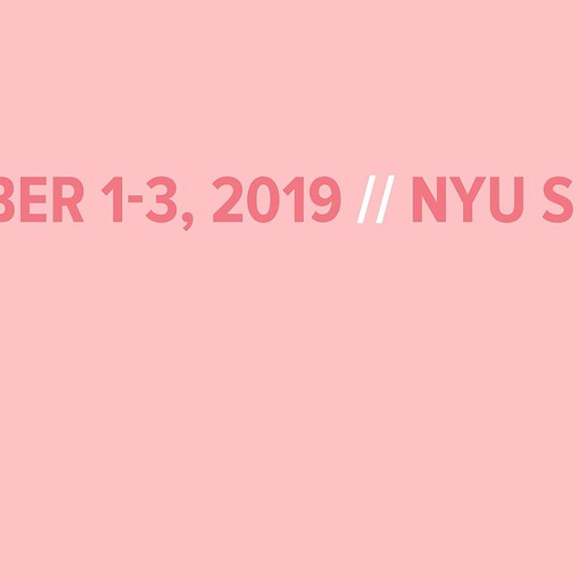 It's time to rethink pink.  TNT returns to NYU Skirball this fall with LEGALLY BLONDE: THE MUSICAL, Nov 1 - 3rd. #LBNYU #RethinkPink