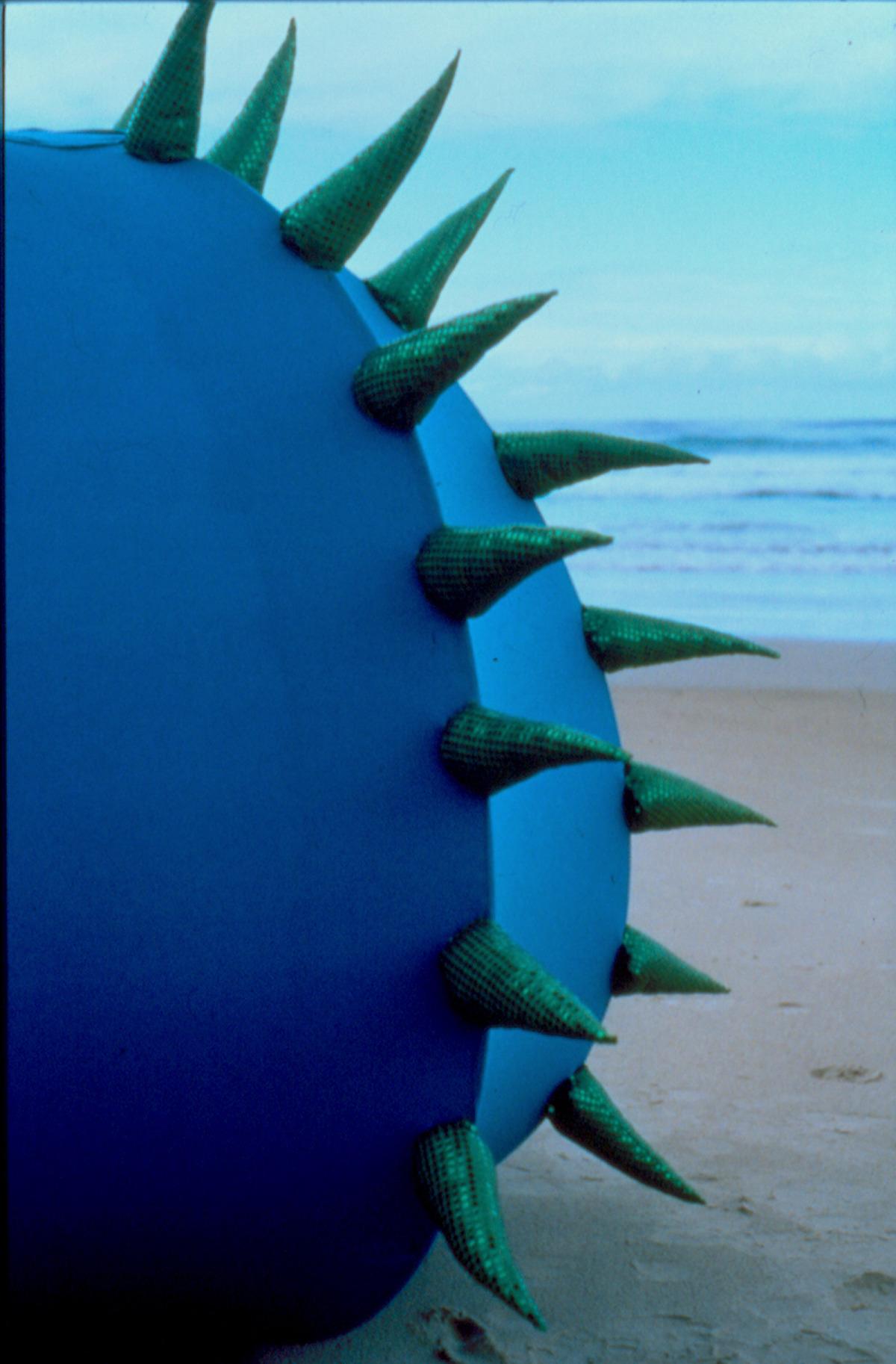 Urchin detail 1997