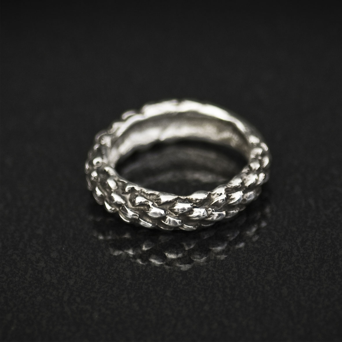 Pine Needle Ring