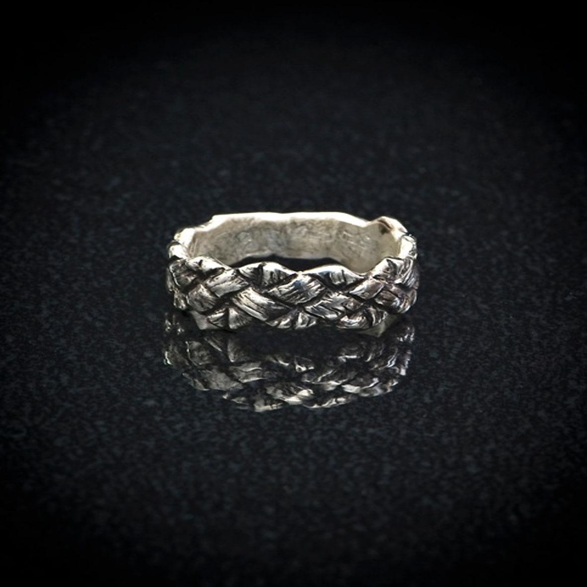 Norfolk Plait Ring