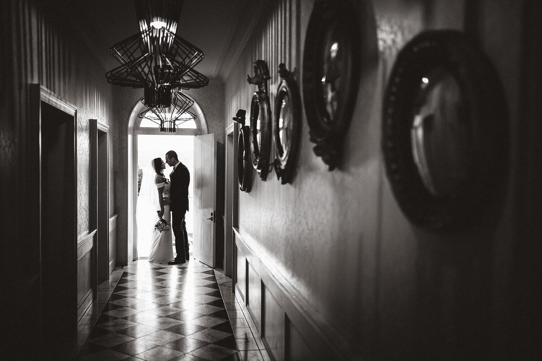 dunbar house wedding - Stephen & Amber