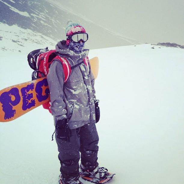 Raquetas y Snowboard #wrapsport #wrap #elarpa #snowboard #randone #epicday #domingoepico