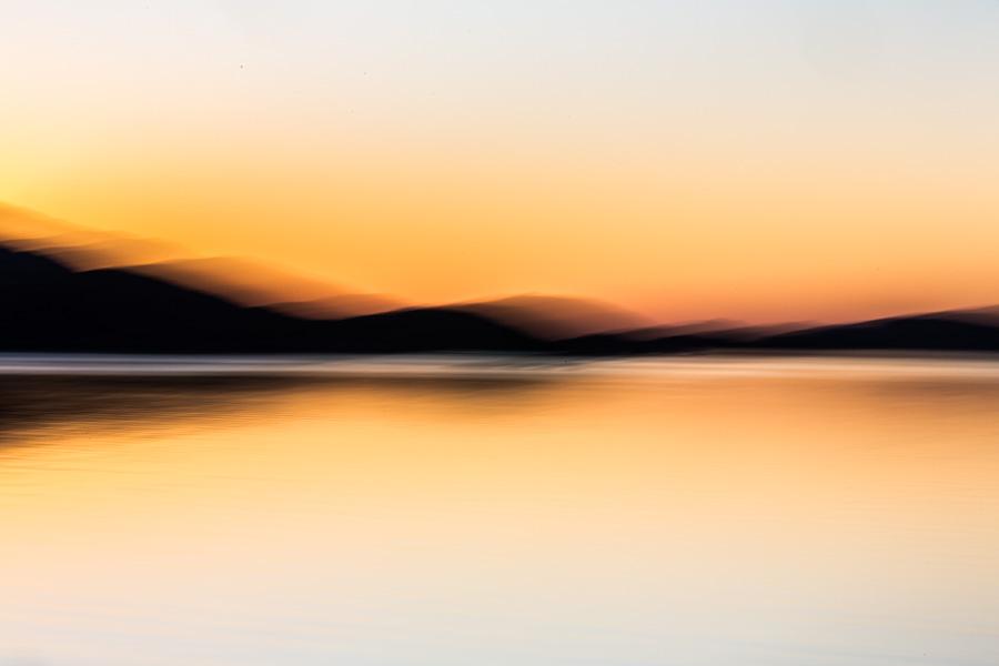 Scalpay, Outer Hebrides: sunrise