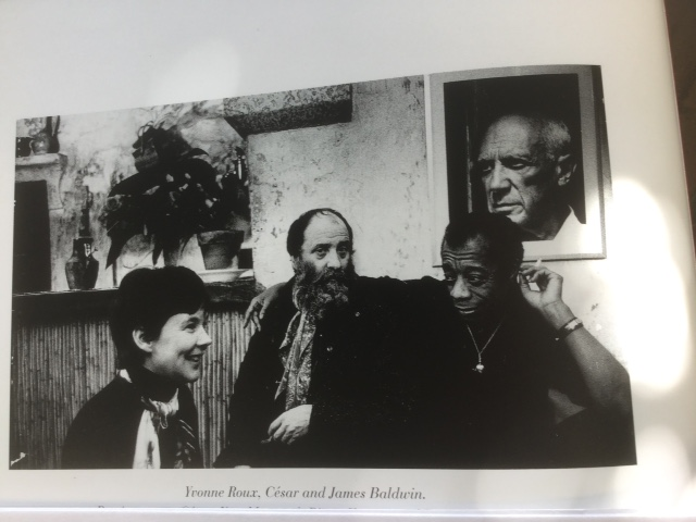 Photo curtesy of Hélène Roux, and her family's private collection.
