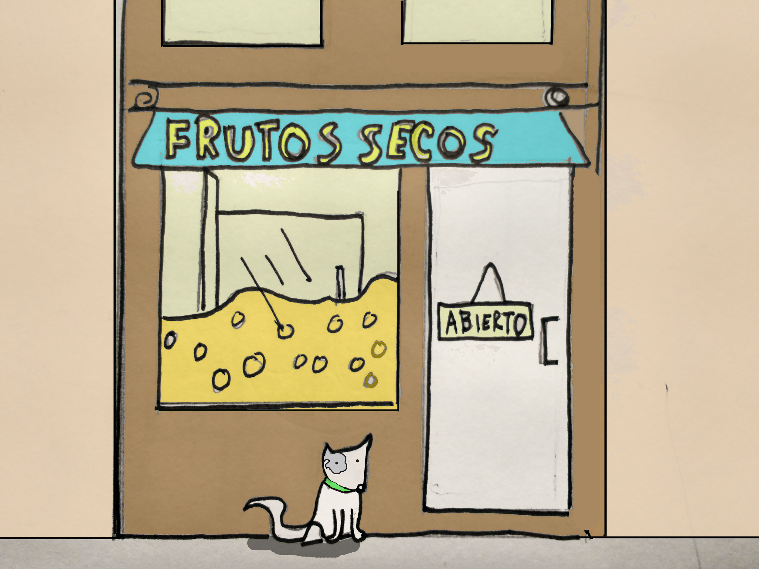Frutos Secos, Madrid