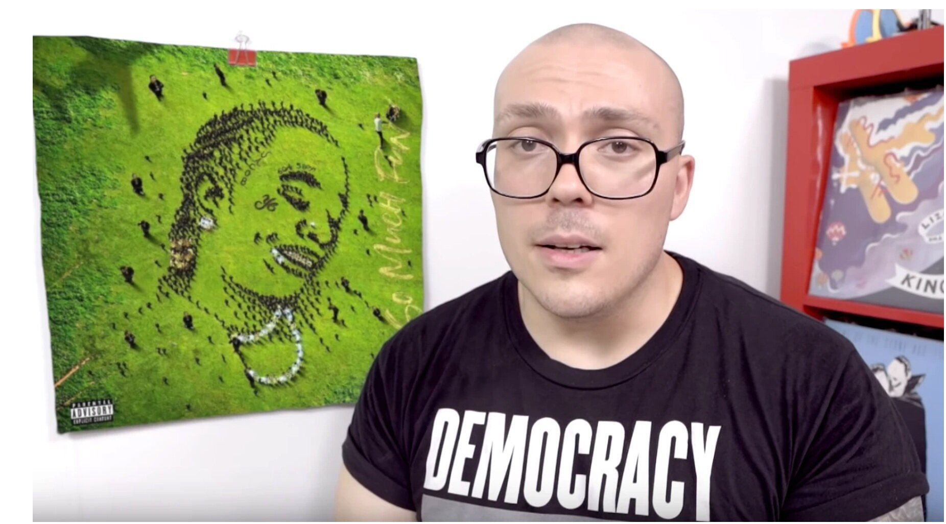 "How Anthony Fantano Went From Radio Intern to ""the Internet's Busiest Music Nerd""   Patreon (2019)"
