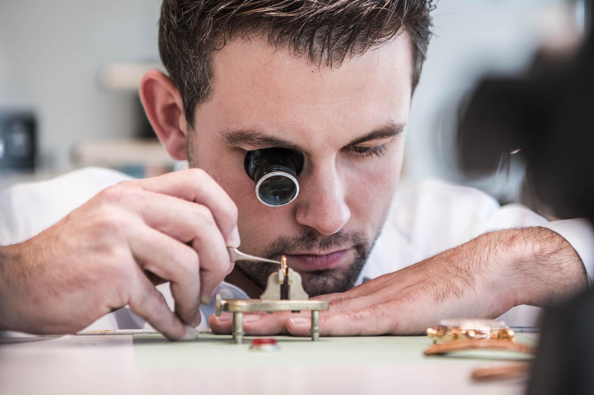Bucherer Watchmaker