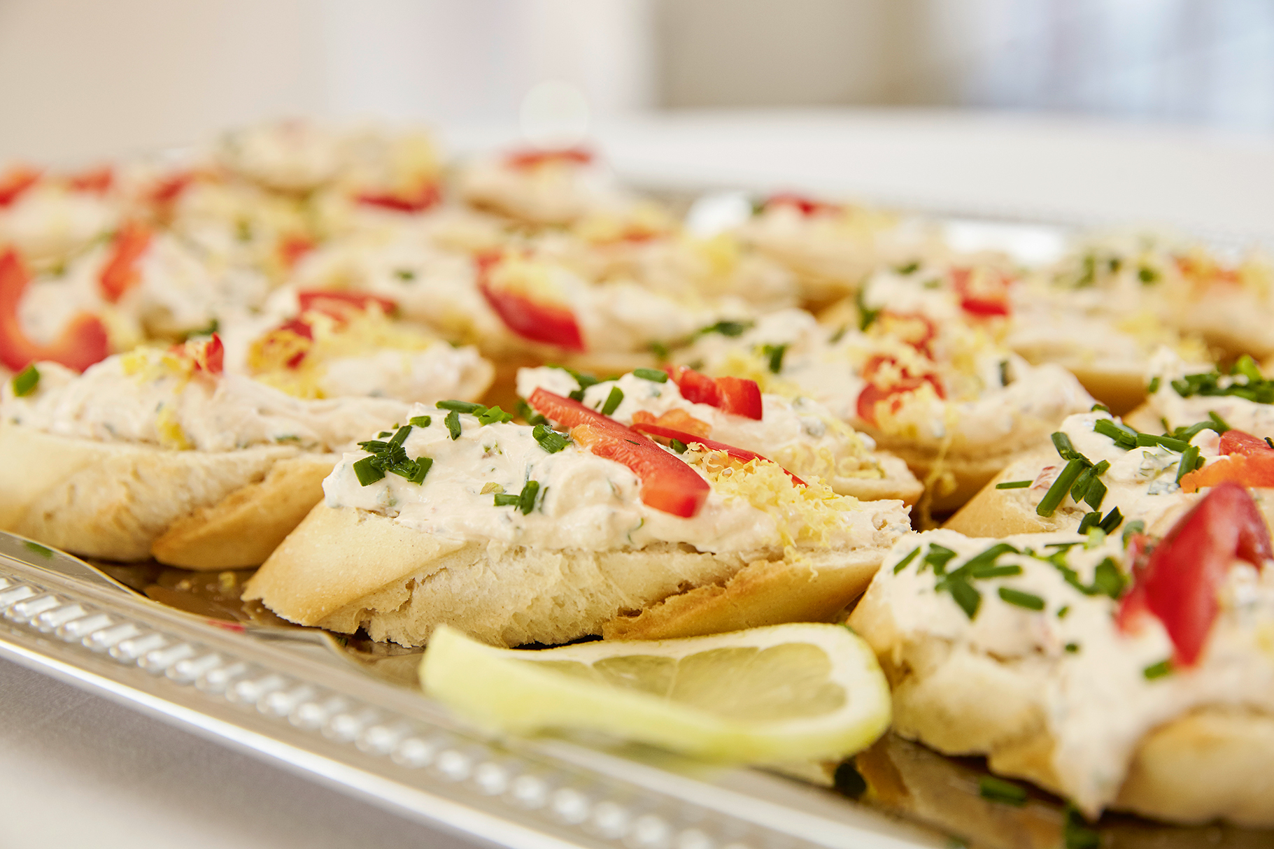Fingerfood Lunch Catering Berlin