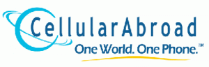 Cellular Abroad Logo
