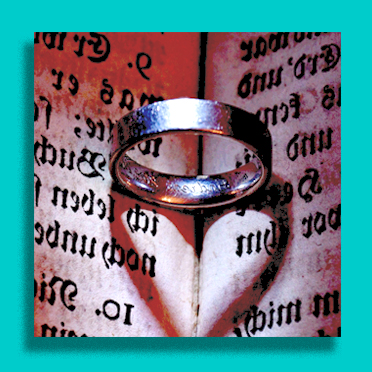 Words for Vows & Rings - New & Traditional