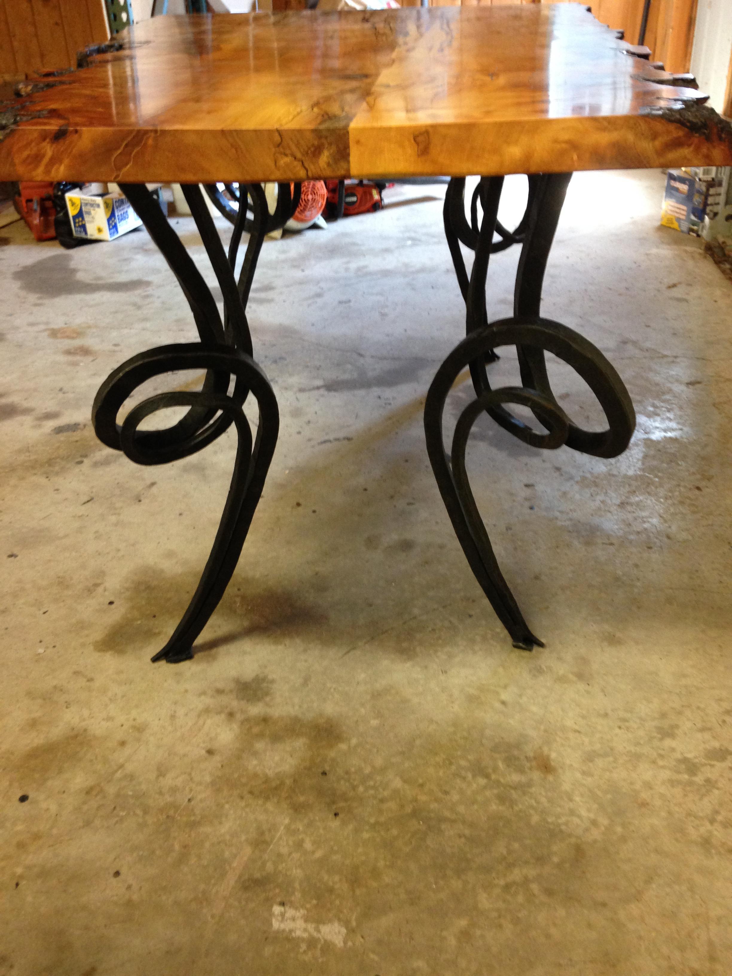 Forged Noddle legs
