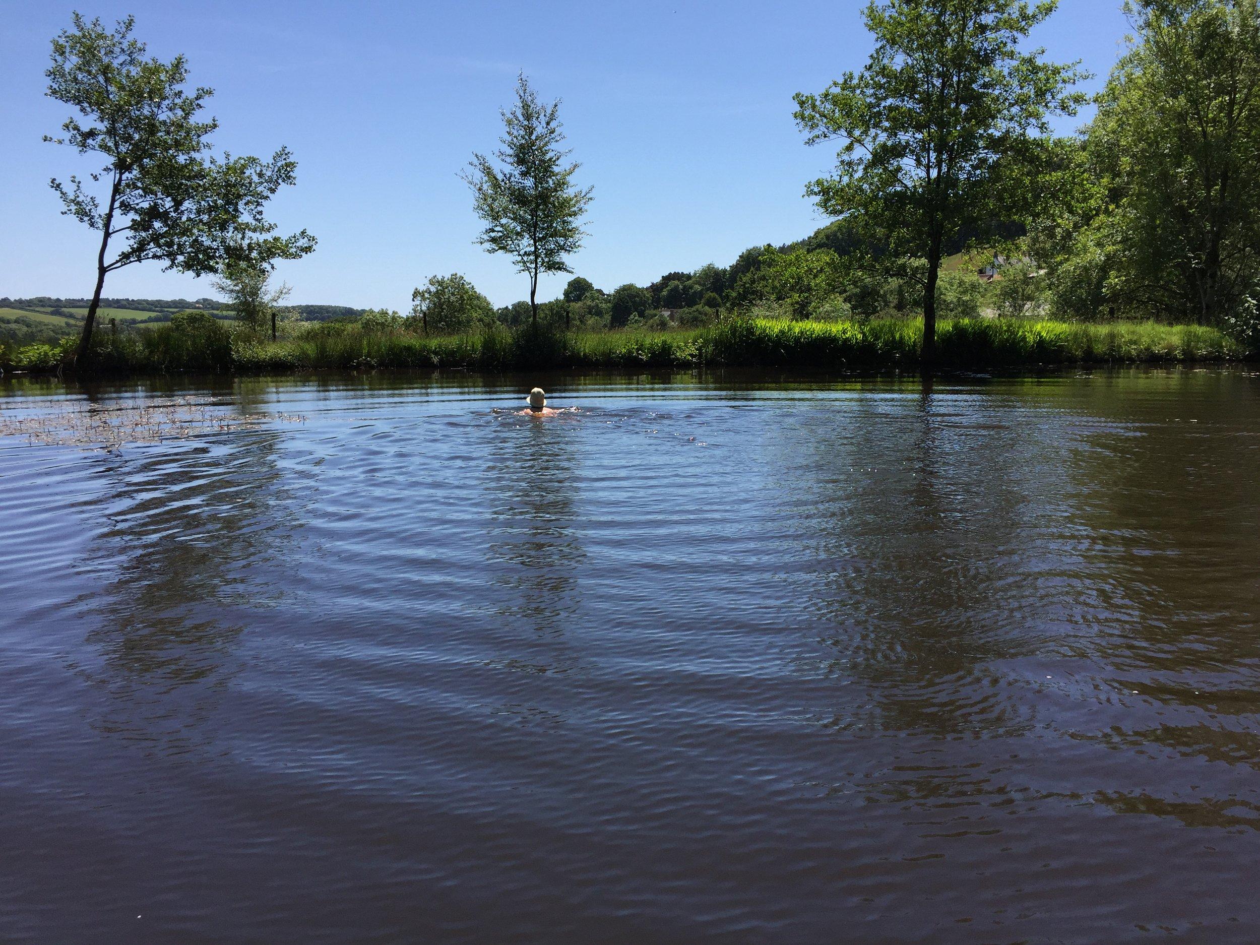Wild Swimming..............................