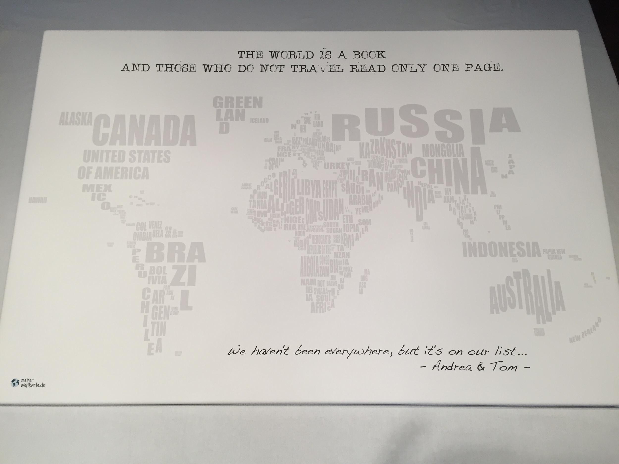 Weltkarte zum ausmalen Online