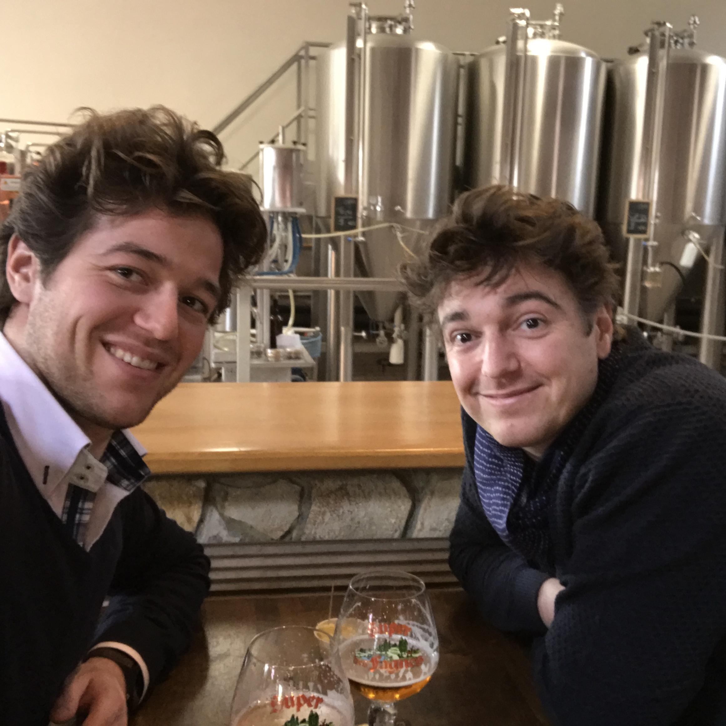 Jérémy & Nicolas Follet