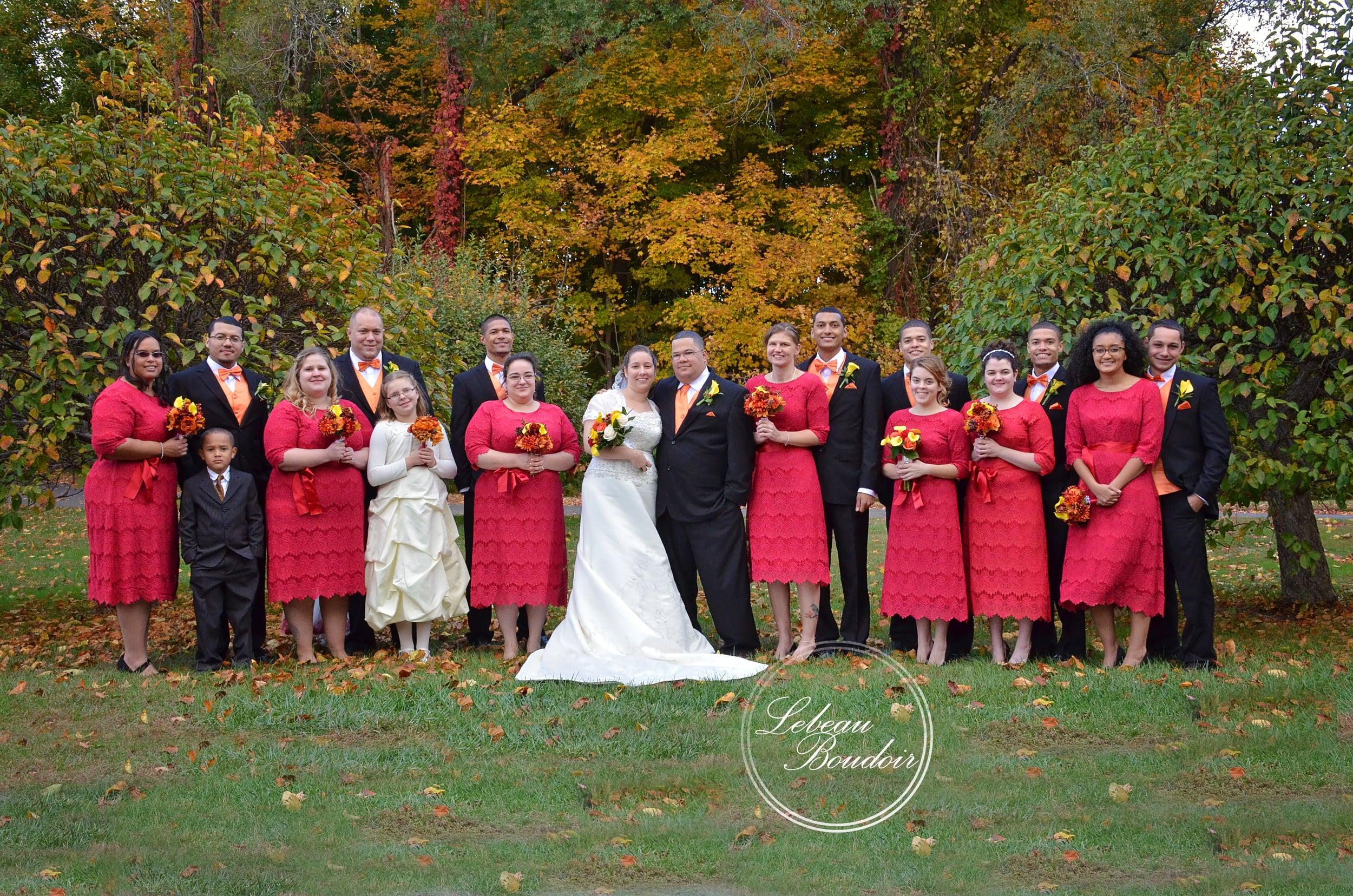 Chicopee, Ma wedding photography