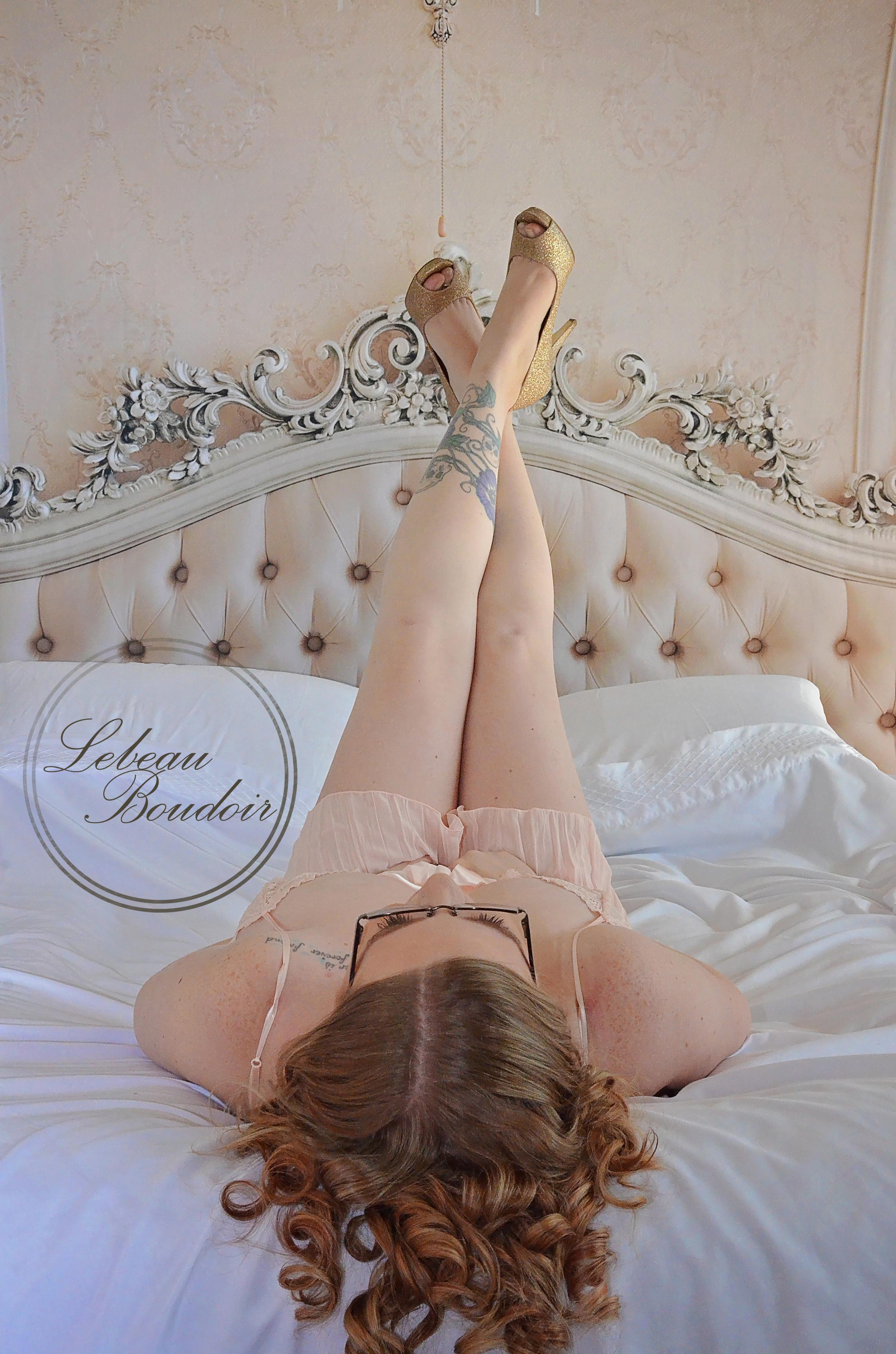 amazing shoes boudoir