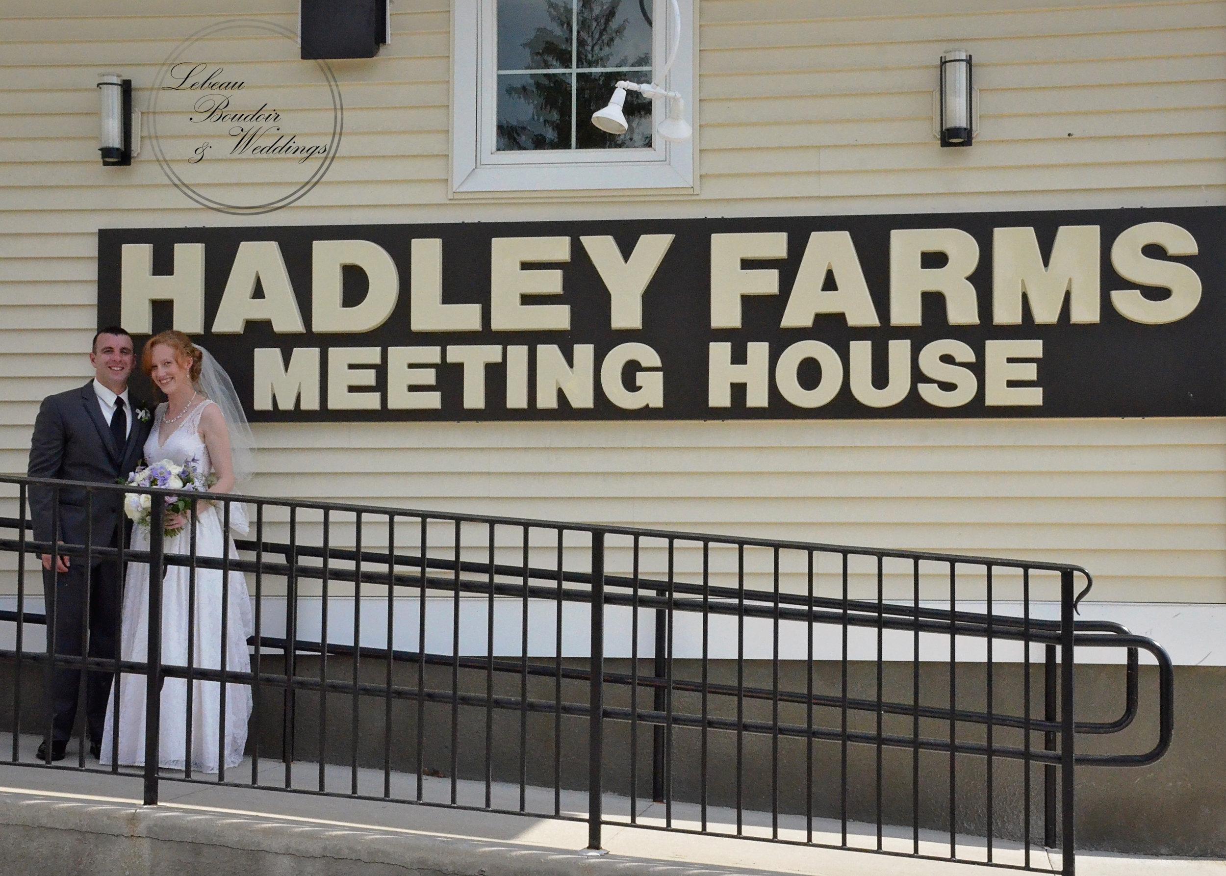Hadley Farms Sign, Hadley MA