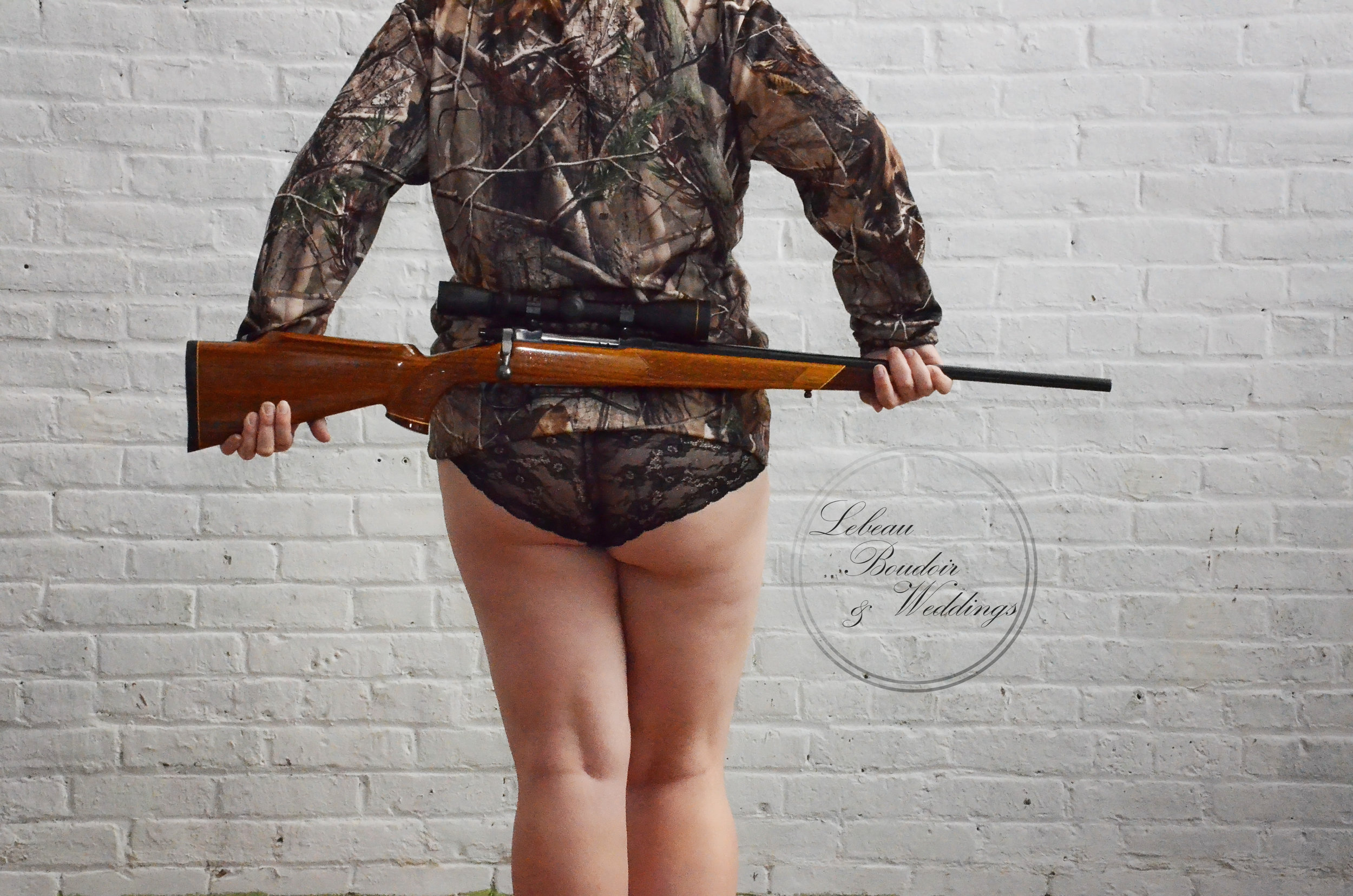 Gun Boudoir