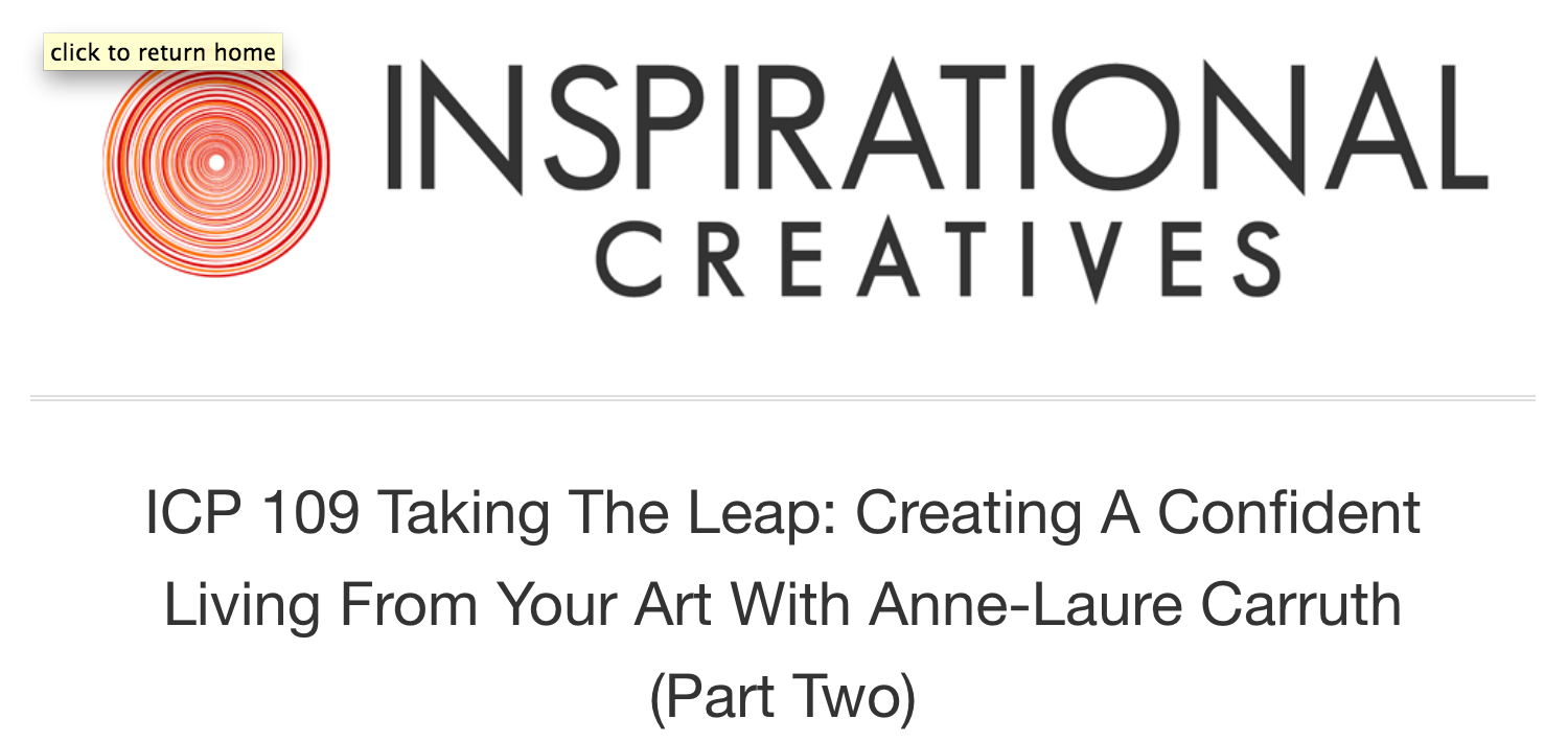 Inspirational creatives - anne-laure