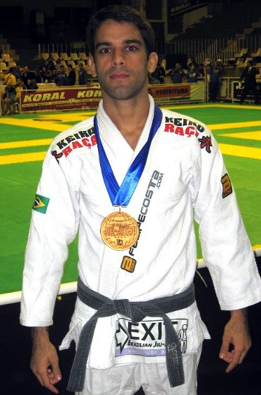Felipe Costa, Brazilian Jiu Jitsu Black Belt World Champion