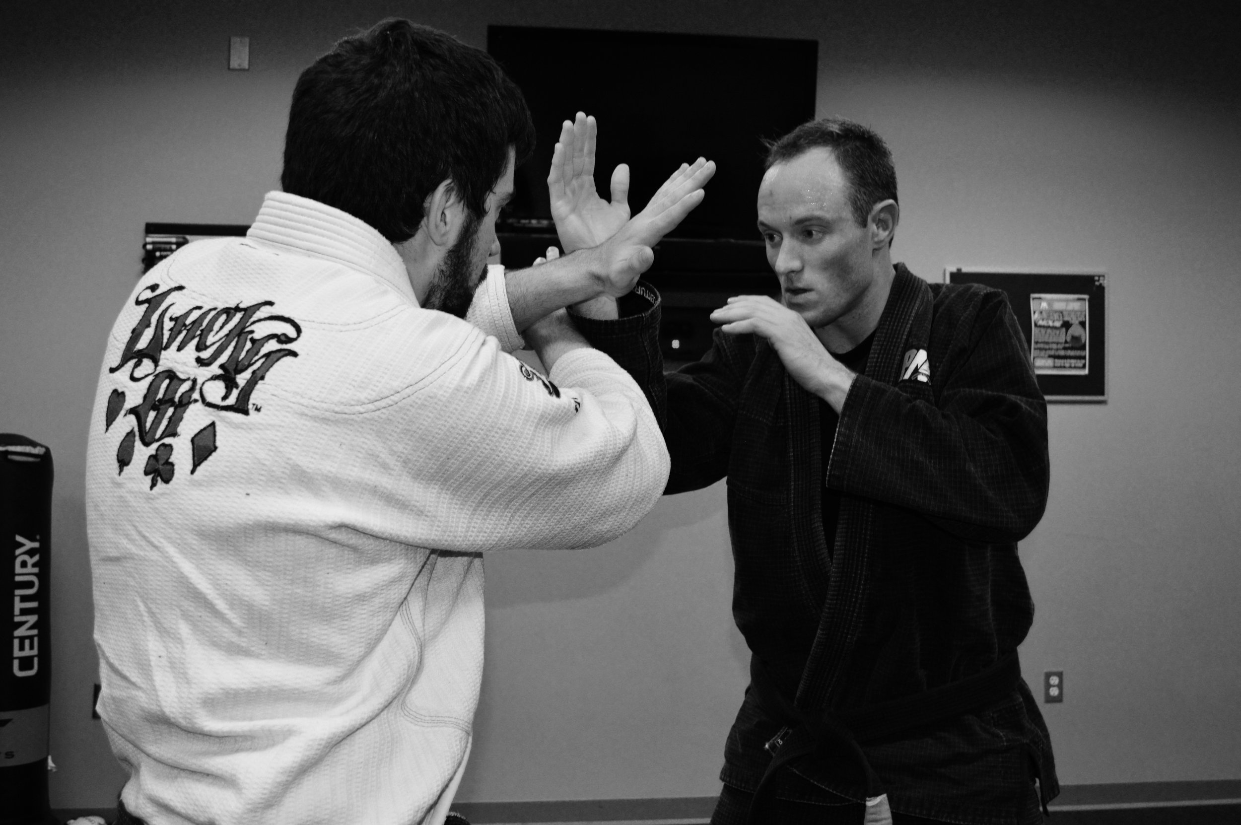Matt began his training at PMA fresh out of college! He started with Brazilian Jiu Jitsu, before adding training in PMA's Phase Program (JKD, Kali, Kickboxing & more), and lastly added FILKENJUTSU Kenpo to his training a few years ago.