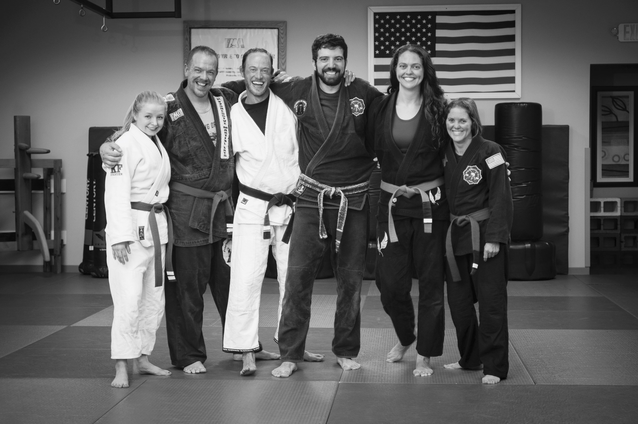 In 2013, Matt became a certified instructor at Progressive Martial Arts Academy!