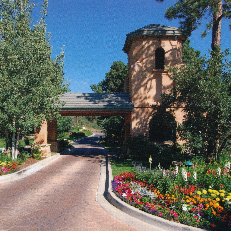 Broadmoor Resort Guard Shack
