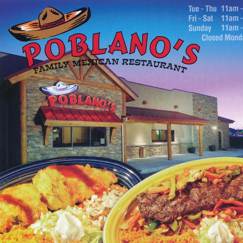 Poblano's Family Mexican Restaurant